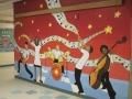 Discovery Club Wall Mural